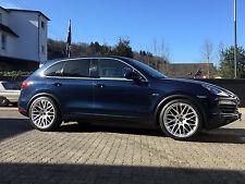 Winterräder 22 Zoll Porsche Cayenne S Turbo GTS + Hankook 295/30 R22 M+S 21