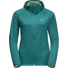 Jack Wolfskin Fleecejacke Star Jacket für Damen grün in verschiedenen Größen NEU