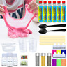 Slime Making Kit DIY Factory Complete Games Set Toy Science for Kids Educational