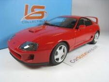 TOYOTA SUPRA 1993 1/18 LS COLLECTIBLES (RED)