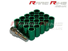 Green Tuner Wheel Nuts x 20 12x1.25 Fits Nissan 200sx S12 S13 S14 S15 Sylvia