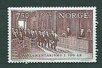 Norway - Mail 1984 Yvert 869 MNH