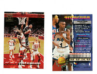 1993-94 Topps Stadium Club #308 Anfernee Hardaway Rookie RC