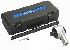 """Torque Wrench Multiplier 3/4"""" inch Input 1"""" inch Output Drives Tool 2200FT LBS"""
