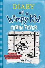 Diary of a Wimpy Kid: Cabin Fever by Jeff Kinney (2011, Hardcover)
