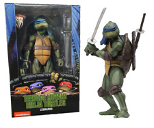 NECA Leonardo Teenage Mutant Ninja Turtles 1990 Action Figure - 54073