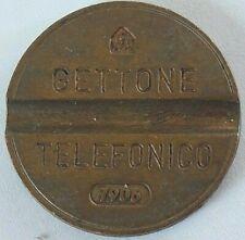 JETON Téléphonique - Gettone Telephonico 7906