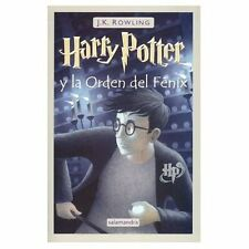 Harry Potter y El Orden del Fenix (Spanish edition of Harry Potter and the Order