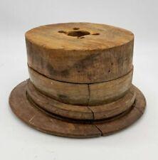 Bloque para sombrero