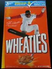 Seth Wescott Snowboarding WHEATIES Box - Olympics X-Games (unopened)