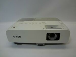Epson PowerLite 85 H295A 2000:1 2600 Lumens LCD Video Projector w/Lamp No Remote