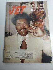 JET Magazine October 13 1977 Vol 53 No 4 Don King
