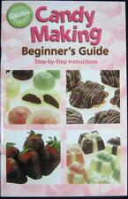 Candy Making Beginners Guide Book from Wilton #1231 New