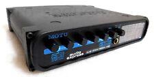 MOTU Audio Express Hybrid Firewire USB Audio Interface Neuwertig +OVP+ Garantie