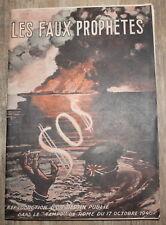 1942 ✤ Les Faux Prophètes ✤ par Argus