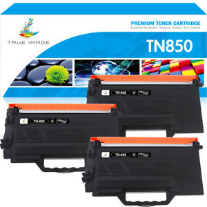 3 Pack TN850 Toner Compatible With Brother MFC-L5700DW MFC-L5800DW MFC-L5900DW