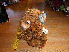 Brother Bear Koda bean bag plush Nwt 2000s Disney
