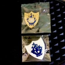 More details for 2 x blue peter badges new in wrapper, the best on ebay fast post wow !!!!!!!