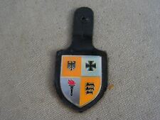 insigne  allemand de regiment