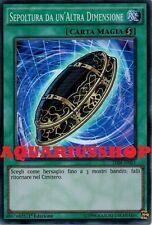 Yu-Gi-Oh Sepoltura da un'Altra Dimensione THSF-IT051 SuperRara ITA Dimension