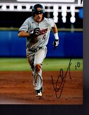 EDOUARD JULIEN AUBURN TIGERS BASEBALL SIGNED 8X10 PHOTO W/COA #2