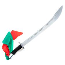Standard Broadsword Nylon Wrapped Handle Kung Fu Wushu Martial Arts Blade Weapon