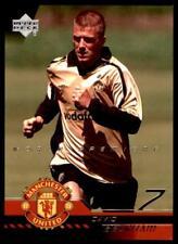 Upper Deck Manchester United 2001-02 (Promo Card) - David Beckham P1