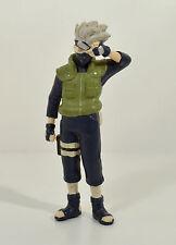"""2002 Hatake Kakashi 4.75"""" Mattel PVC Action Figure Naruto Shonen Jump Shippuden"""