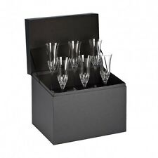 Waterford Lismore Essence Flute, Set of 6