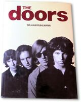 Robby Krieger Signed Autographed Hardcover Book The Doors Guitarist JSA II60641