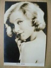 Film Actresses Postcard- GRETA NISSEN '' Film Weekly, London''