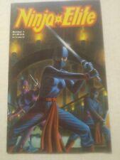 Ninja Elite #1 1987 Adventure Comics