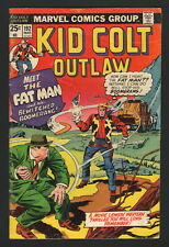 KID COLT OUTLAW - LOT of 2, #192, #198, 1975, Marvel Comics, VG CONDITION