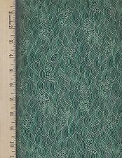 TRANQUILITY COLLECTION KONA BAY TRAN  100% COTTON FABRIC  priced by the 1/2 yard