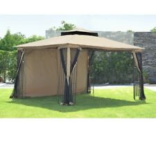 Sunjoy Replacement Privacy Panel for 10x12ft Leaf Steel Gazebo