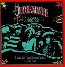Quicksilver Messenger Service: Live at the Fillmore West 7/3/71 – Rare 2CD Live