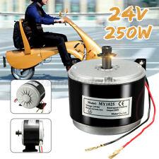 250W Elektro Motor Kettenrad 2750RPM 24V Universal E-Scooter E Roller E-Bike DE