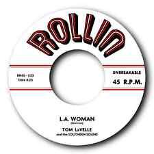 """Tom Lavelle - """"L.A. Woman"""" - versión de piano bombeo Salvaje-Watch Video"""