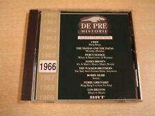 CD DE PRE HISTORIE / OLDIES COLLECTION 1966