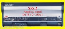 Audison SRx3 SRX 3 Amplificatore 3 canali 400 w nuovo
