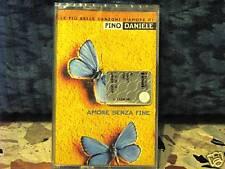 PINO DANIELE-AMORE SENZA FINE-MUSICASSETTA SIGILLATA