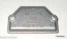 Weber DCOE / IDF carb dispositif de démarrage à froid plaque d'obturation permettant Alliage factory original