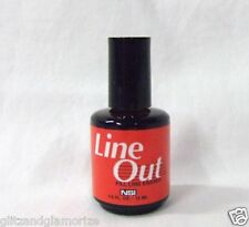 NSI NAIL Tips Line Out Fill Line Eraser - tip blender  .5oz/15mL