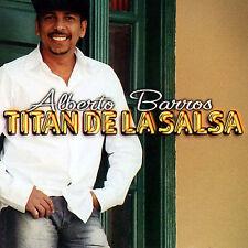 NEW - Titan De La Salsa by Alberto Barros