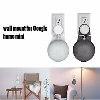 Outlet Wall Mount Hanger Holder Stand for Google Home Mini Voice Assistants hi