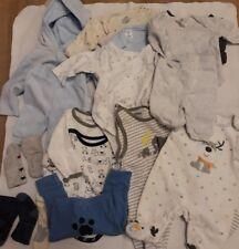 Baby Kleidung Set Paket 16 Teile Junge Grösse 56