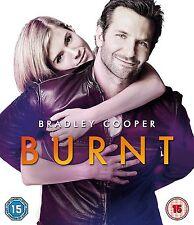Burnt [DVD] [2016] Bradley Cooper, Sienna Miller New Sealed
