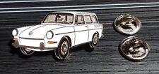 Volkswagen VW pin typ 3 Sedán 1500 BLANCO - maße 40x20mm
