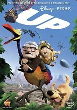 NEW - Up (DVD, 2009) Animated, Kids, Family,Adventure NOW SHIPPING !