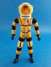 Vintage Mattel Figura de Acción Major Matt Mason-Doug Davis + casco (ver descripción